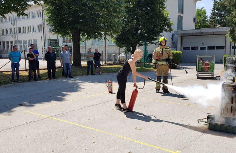 Prijavite se na usposabljanje o požarni varnosti pri vročih delih (7. 11. 2018)
