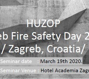 Dan varstva pred požarom, Zagreb, 19. marec 2020