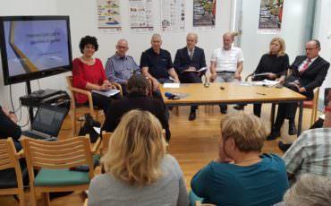 Novinarska konferenca ob mesecu požarne varnosti 2017
