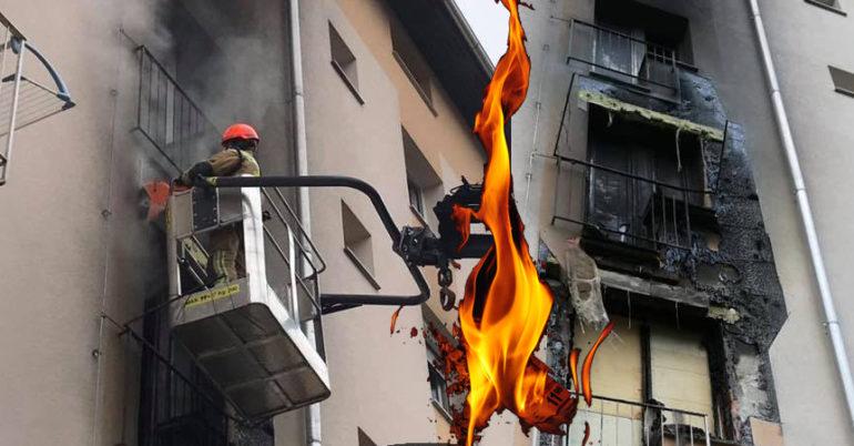 Seminar: Požarna varnost v večstanovanjskih stavbah (2019)
