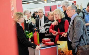 Program strokovne ekskurzije FeuerTRUTZ v Nürnbergu v Nemčiji
