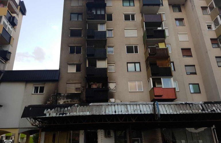 Izobraževalni seminar o požarni varnosti: Sprejemljiv nivo požarne varnosti v večstanovanjskih stavbah