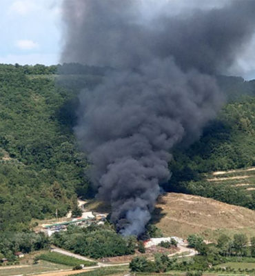 Požarna varnost na odlagališčih odpadkov – VAL 202, oddaja Kje pa vas čevelj žuli