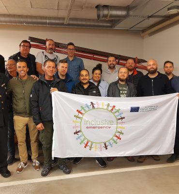 Mednarodno srečanje partnerjev evropskega projekta Inclusive Emergency v mestu Turku na Finskem