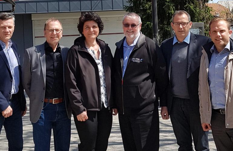 Obisk delegacije CFPA-Europe v Sloveniji