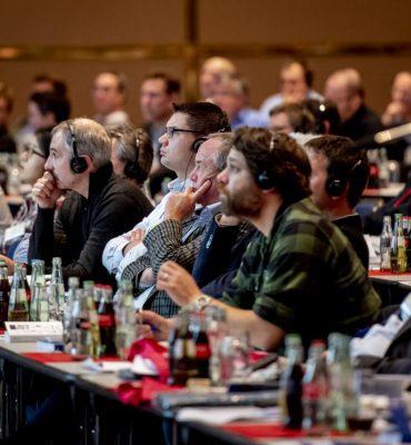 Vabilo k udeležbi na mednarodno konferenco VdS v Bukarešti, Romunija