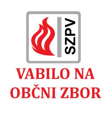 Vabilo na 29. občni zbor SZPV (videokonferenca)