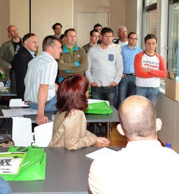 Seminar PPZ in delavnice za licence SZPV (moduli S, S-PVZ, S-FKC, S-PLL, S-POK+KODT)