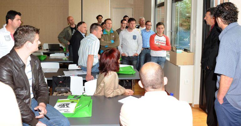 Seminar PPZ in delavnice za licence SZPV (moduli PLL, POK+KODT, FKC in SJS)