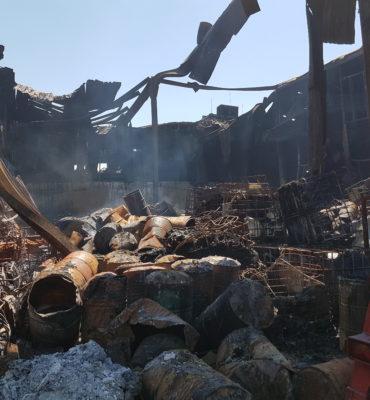 Kakšen nivo požarne varnosti upoštevamo pri gradnji objektov?